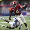 Draft prospectek: Jerry Jeudy, WR (Alabama)