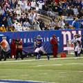 Regular season week 1: Jaguars 20 Giants 15