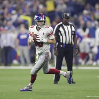 Regular season week 16: Giants 27 Colts 28