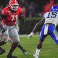 Draft prospectek: Andrew Thomas, OT (Georgia)