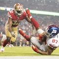 Regular season week 10: Giants 27 49ers 23