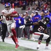 Regular season week 7: Giants 20 Falcons 23