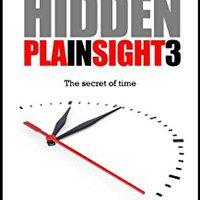 Hidden In Plain Sight 3: The Secret Of Time Mobi Download Book