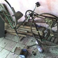 Az öreg kerékpár életre keltése