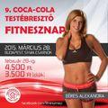 Fitness nap Coca-Cola Testébresztő Március 28