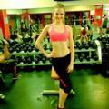 Glamour megjelenés Gilda Max Fitness