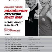 Küzdősport NYÍLT NAP Gilda Max Fitness