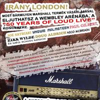 Irány London!