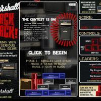 Marshall Stack Attack!!!