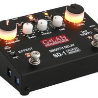 G-lab SD-1 Smooth Delay bemutató videóval