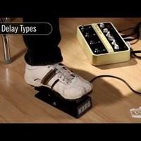 VOX DelayLab audio és videó