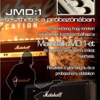 JMD:1 teszthetek a Próbazónában