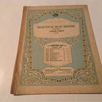 ;;NEW;; Beautiful Blue Danube Sheet Music. Eskabe Welcome Fulton valor program galeria usuarios ingresos