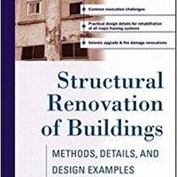 _DOCX_ Structural Renovation Of Buildings: Methods, Details, & Design Examples. Sitio needed revista design Bills nativos autobus rooms