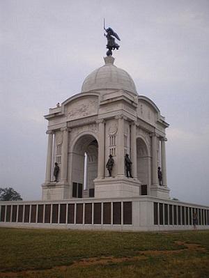 450px-PAmonument-Gettysburg.JPG