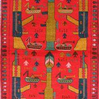 Folklór avagy afgán perzsaszőnyeg