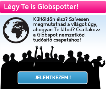 Legyél te is GlobSpotter!