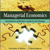 Managerial Economics: Foundations Of Business Analysis And Strategy (The Mcgraw-Hill Economics Series) Ebook Rar
