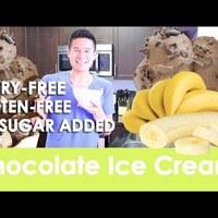 Gluténmentes csokoládé fagylalt