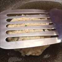 Gluténmentes melegszendvics karfiolból