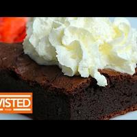 Fantasztikusan finom gluténmentes brownie csupán 5 összetevőből!