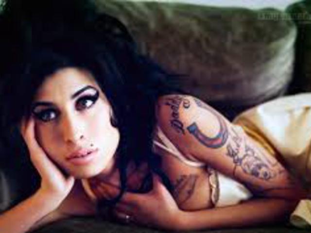 Az igazi Amy Winehouse