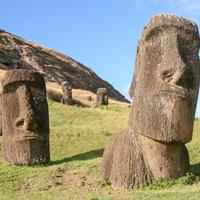 Újabb feltételezés a Húsvét-szigeti szobrokról