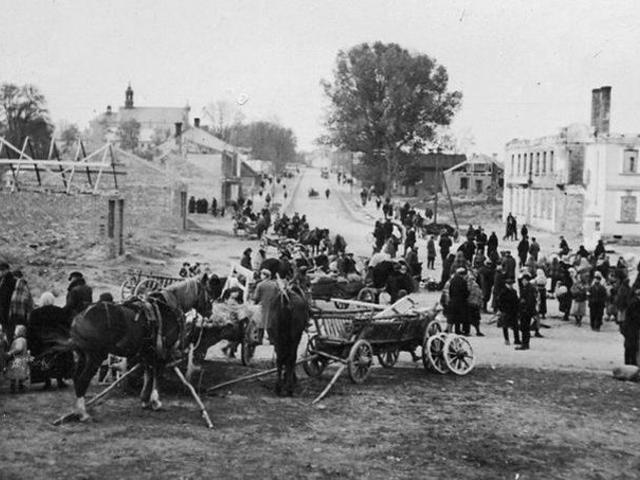Áljárvány mentett meg egy lengyel várost a náciktól