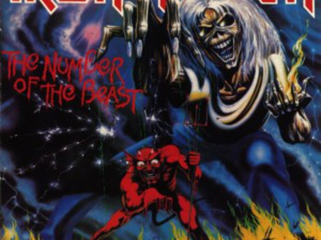 A szűzies fémfenevad – Iron Maiden: The Number Of The Beast (1982)