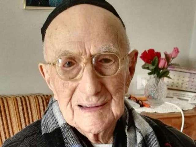 Holokauszt-túlélő lehet a világ legöregebb férfija