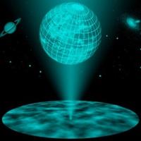 Egyetlen hatalmas hologram a világegyetem?