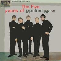 Manfred első (?) fejezete - Five Faces of Manfred Mann (1964)