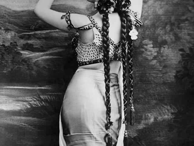 Mata Hari, mint Paulo Coelho múzsája