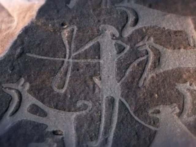 A történelem első kutyaábrázolásai