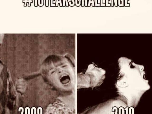 10  Years Challenge: a közösségi jelenségtől a Nagy Testvérig