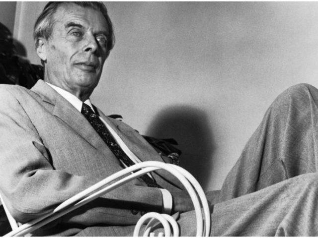 """Aldous Huxley és a """"Szép új világ"""", amely soha nem volt még ennyire aktuális"""