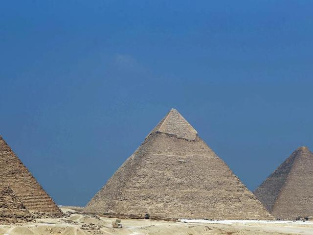 Ötezer éves egyiptomi város és temető
