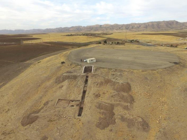 Megtalálták Kurdisztánban Mardaman ősi városát