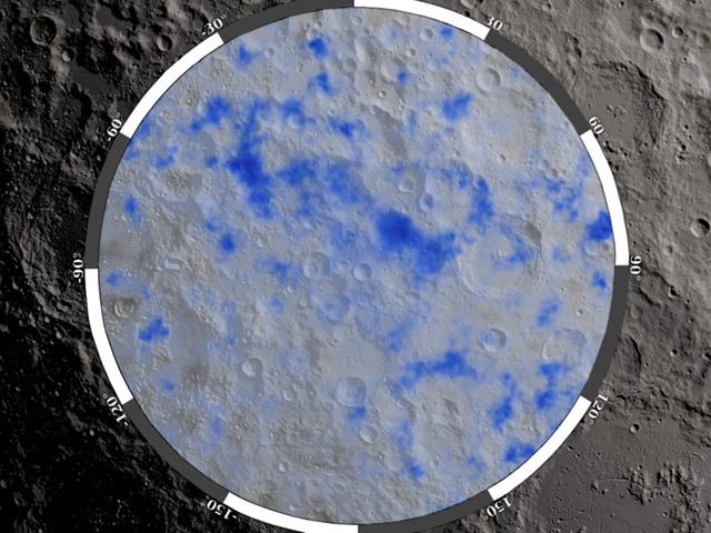 Vannak-e a Holdnak titkos víztartalékai?
