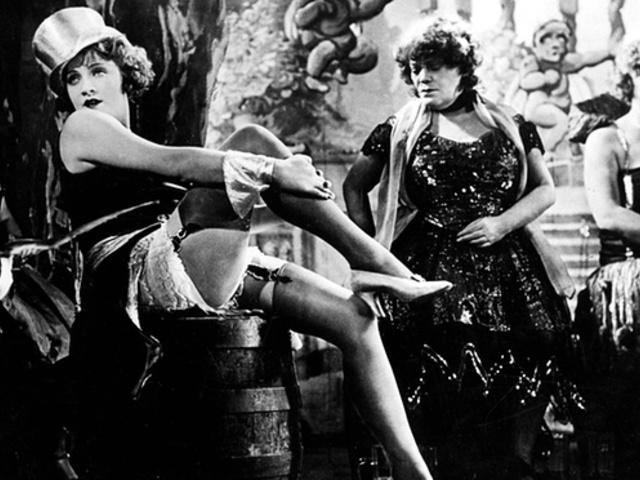 Marlene Dietrich és Leni Riefenstahl párhuzamos élete