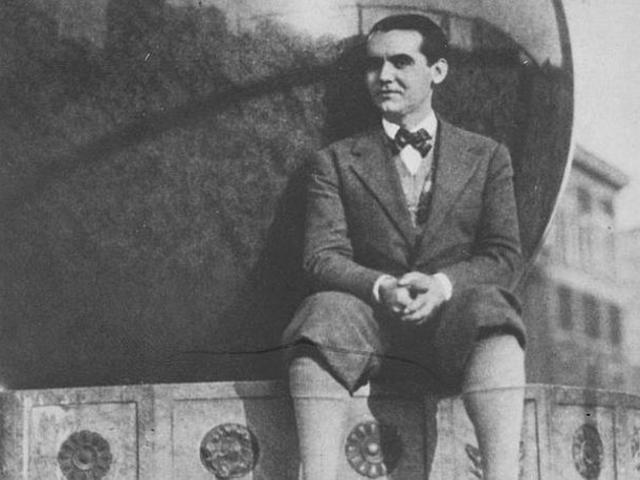 Lorca utazása képregényben