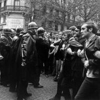 Filmritkaság a 68-as rendőri erőszakról