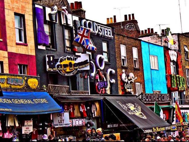 London szólít