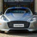 James Bond Aston Martinja elektromos lesz