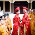 Esküvő bérelt vőlegénnyel
