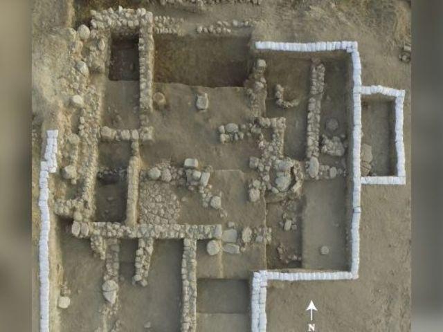 Háromezer éves templom Júdeában