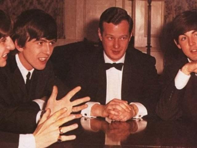 """TV-sorozat főszereplője lesz Brian Epstein, az """"ötödik Beatle"""""""