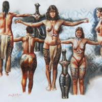 A nők voltak az őskorban az ismeretek terjesztői
