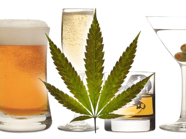 Mi árt jobban, a marihuána vagy az alkohol?
