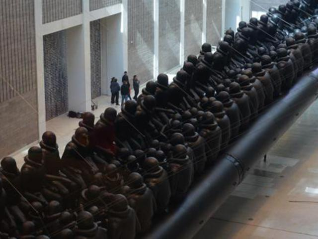 Ai Wei Wei a menekültekért